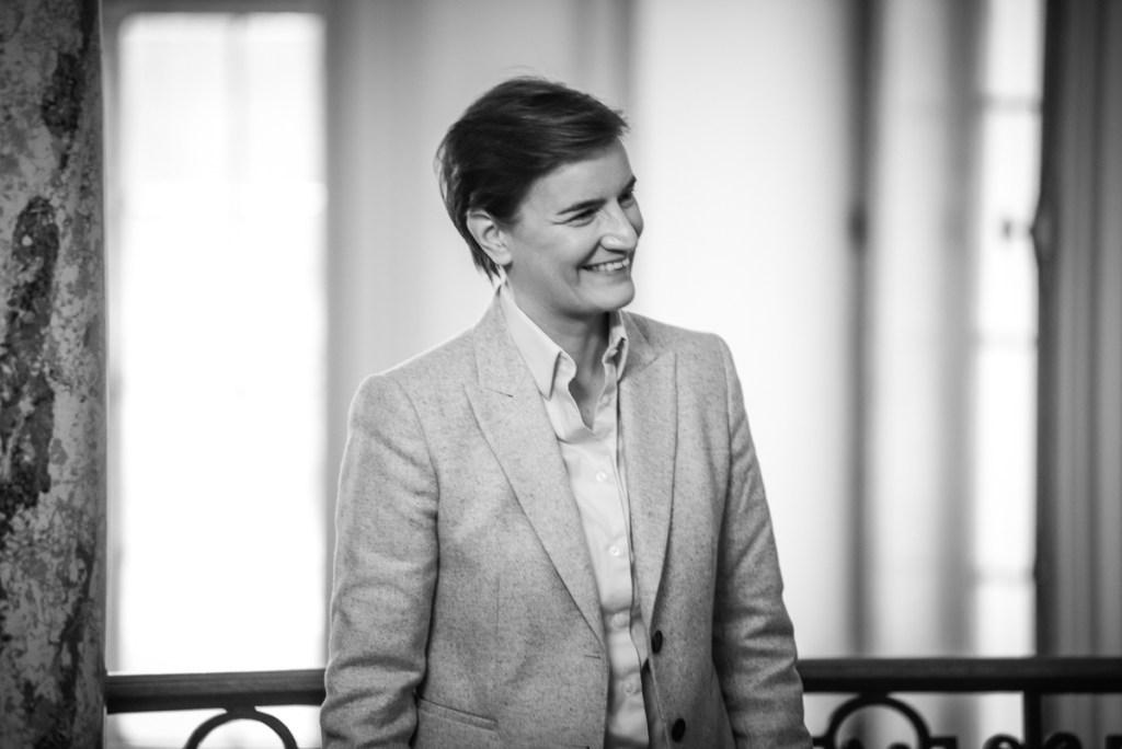 Ana Brnabićová (premiérka Srbska, 2017-)
