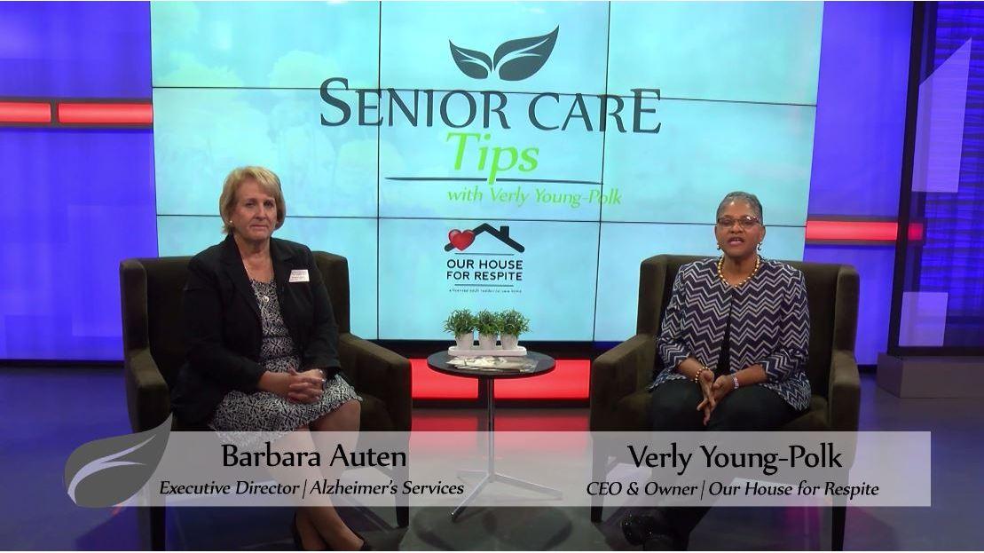 Senior Care Tips - Caretaker Self-Care