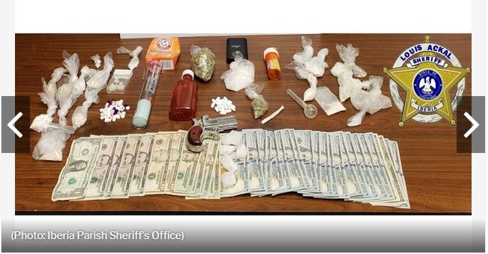 Joint investigation into illegal narcotics activities leads to
