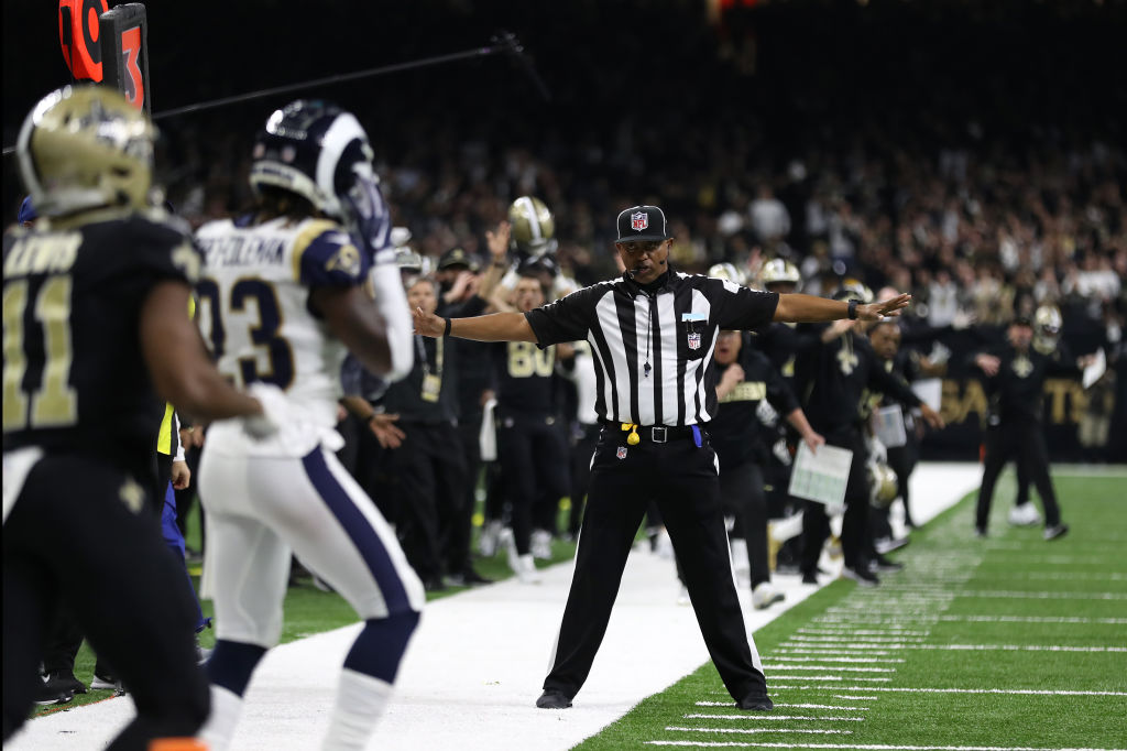 official photos 6c599 5154c Saints join NFL in asking NOLA no-call case be removed from ...