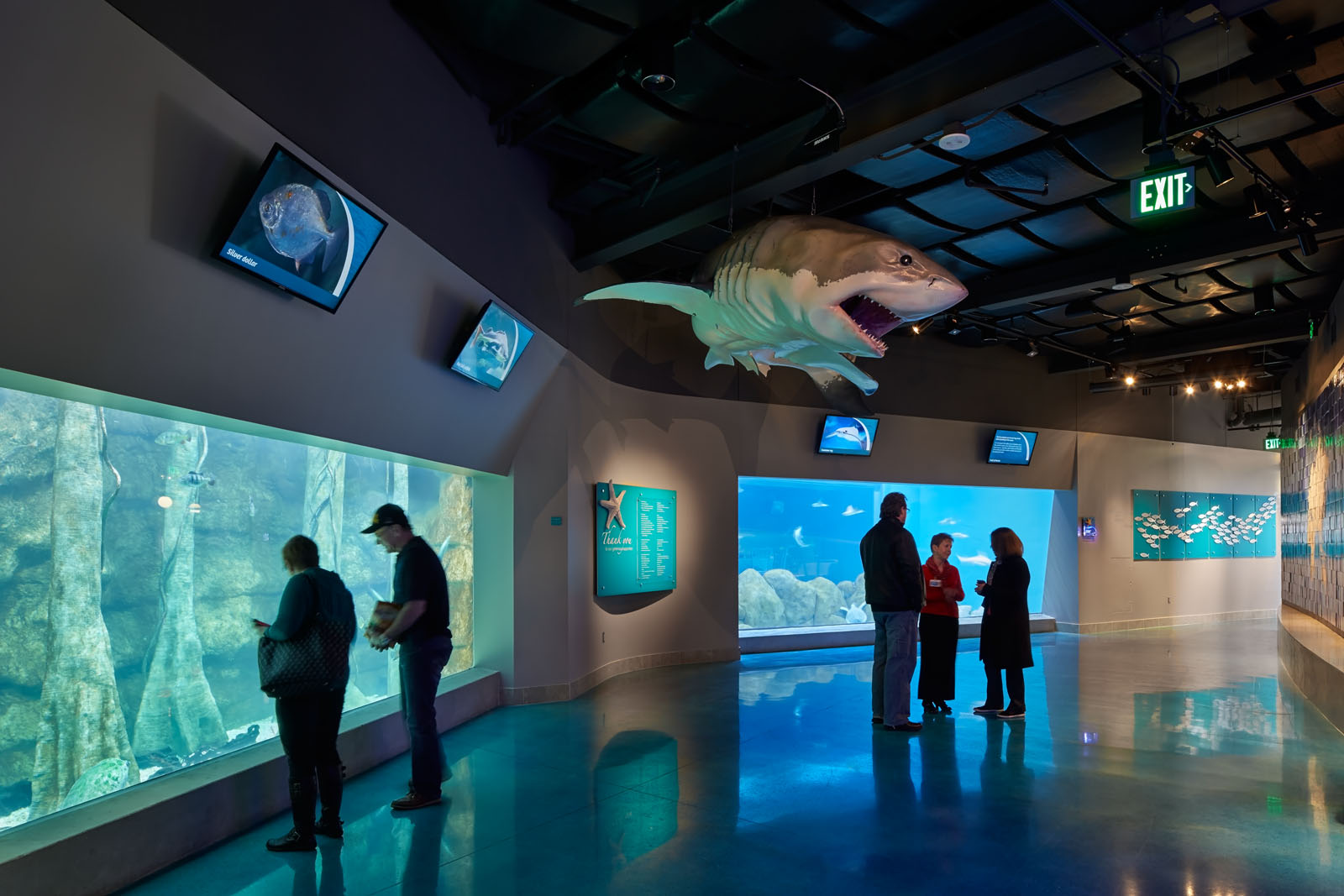 Toledo Zoo Aquarium Bruce Damonte Architectural Photographer