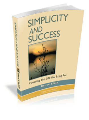 Simplicity and Success, by Bruce Elkin.