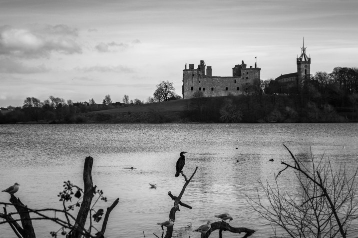 Linlithgow Palace & Loch