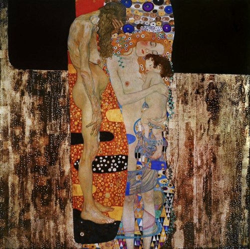 Gustav Klimt. Three Ages of Woman