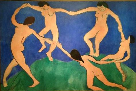 Henri Matisse. A modern artist for two ages.