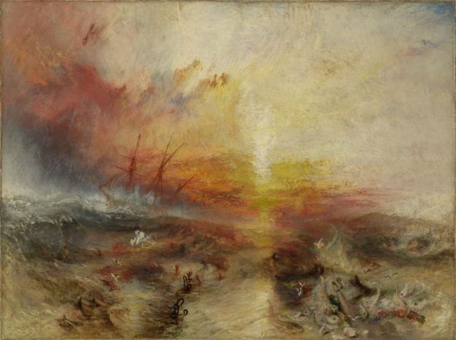 The Slave Ship by Turner, a Critical Appreciation
