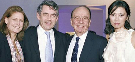Gordon Brown gets it totally wrong again