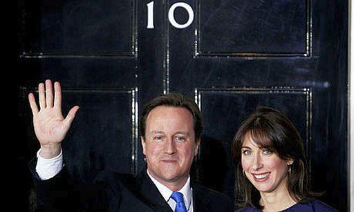 Conservatives Cameron No 10
