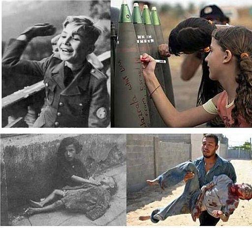 Israel nazism 12 512