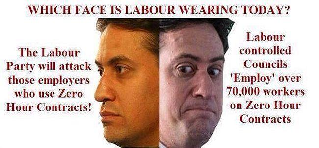 Labour zero hours 650