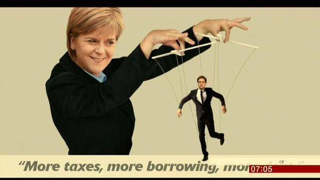 SNP control Labour 650