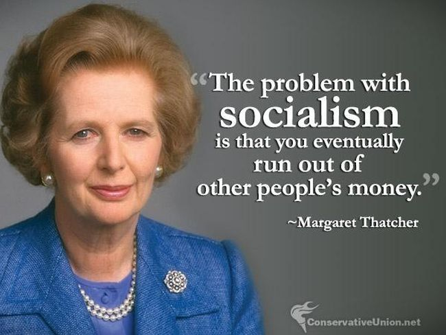Thatcher problem with socialism #2 650