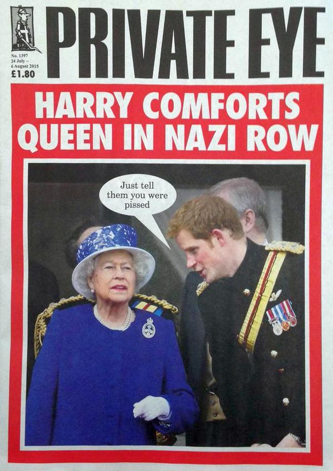 Private Eye Queen 650