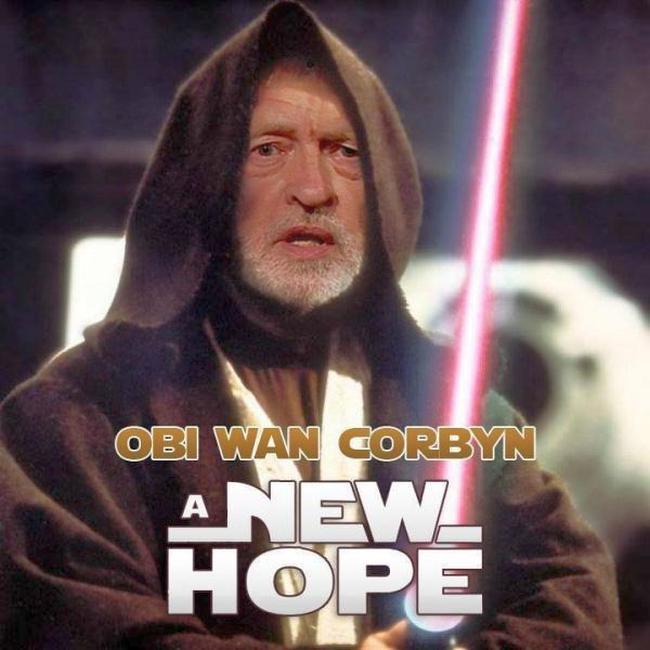Corbyn Star Wars 650