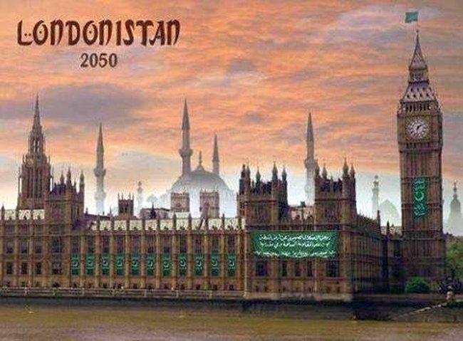 Islam London 650
