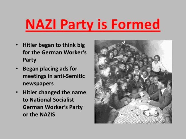 Hitler socialist 6 650