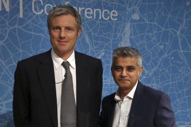 London Mayor 650