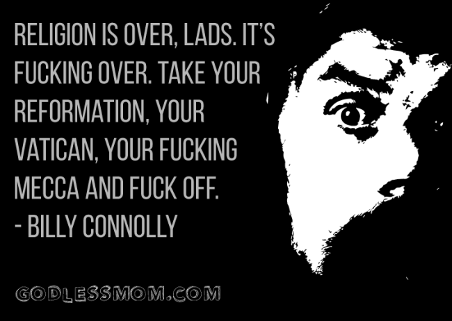 Religion Connolly
