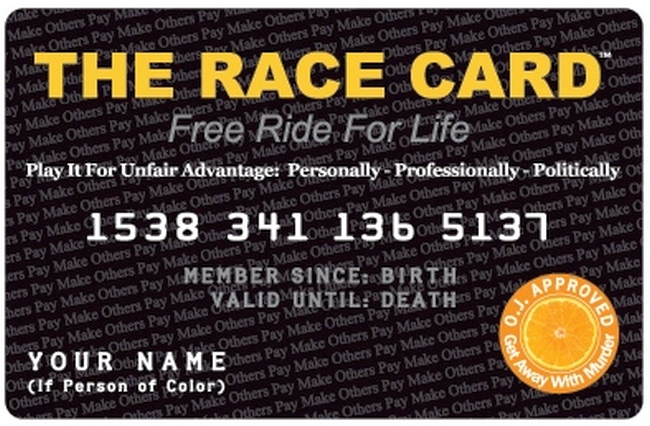 Race card 650
