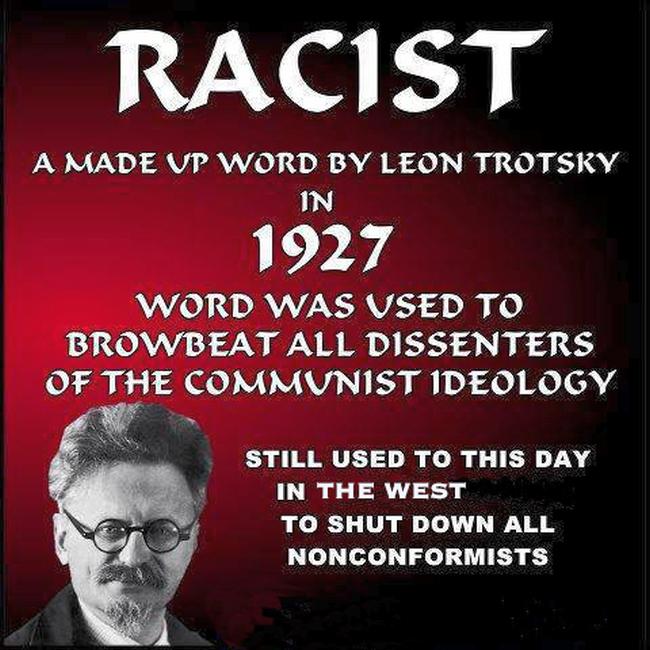 racism-trotsky 650