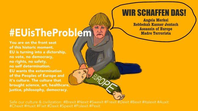 Merkel EU is the problem 650