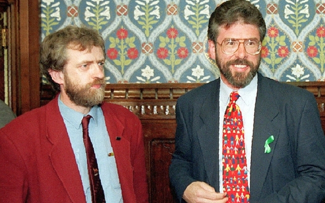 Was Jeremy Corbyn a traitor to the British People?