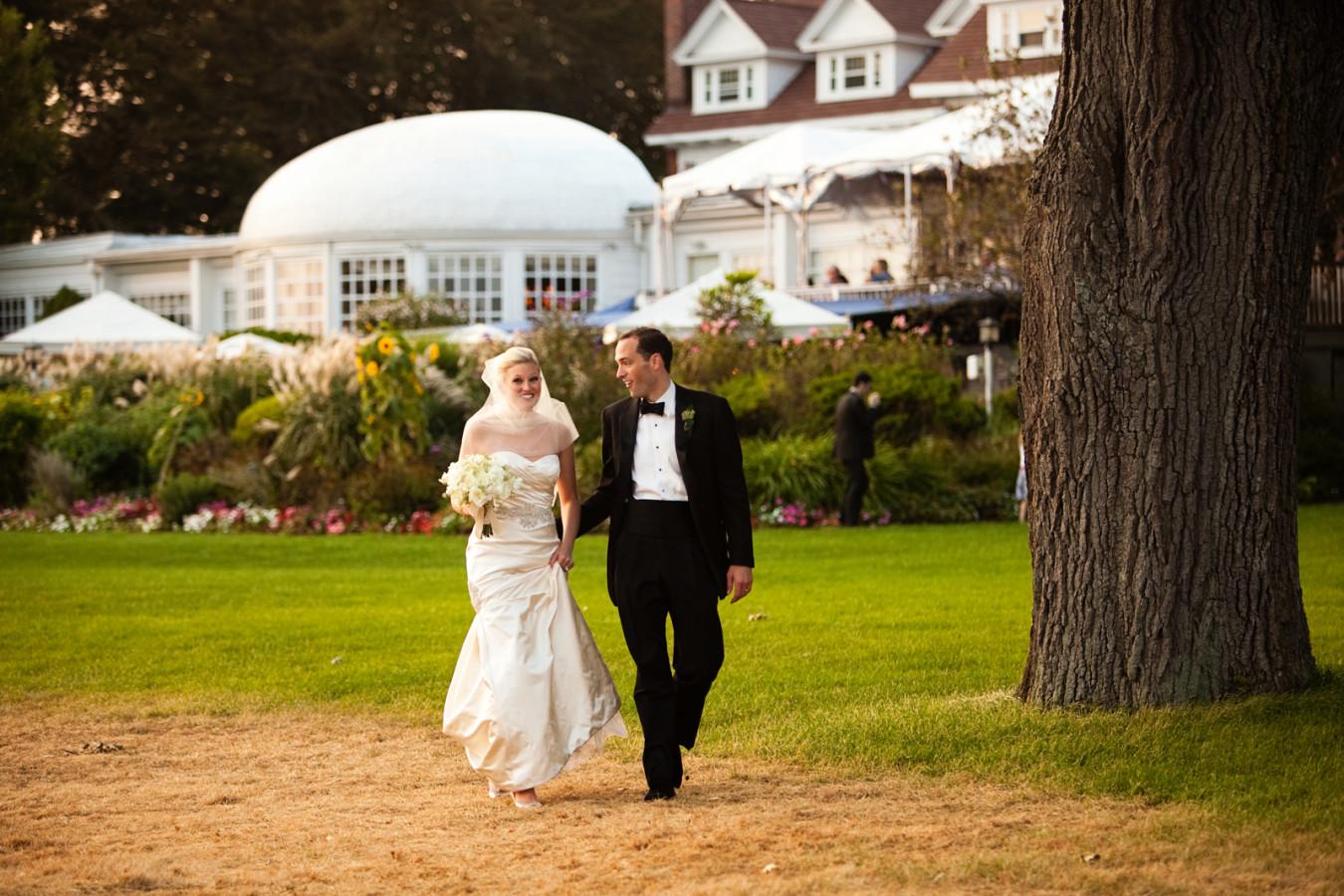 Inn At Longshore CT Wedding Photographer Bruce Plotkin