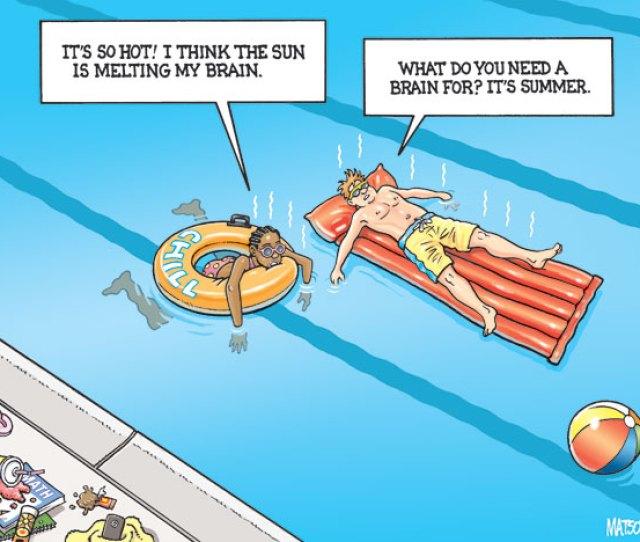 Summer Vacation Comic