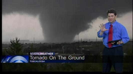 Birmingham Alabama Tornado | Bruce Sussman · Portland Weather