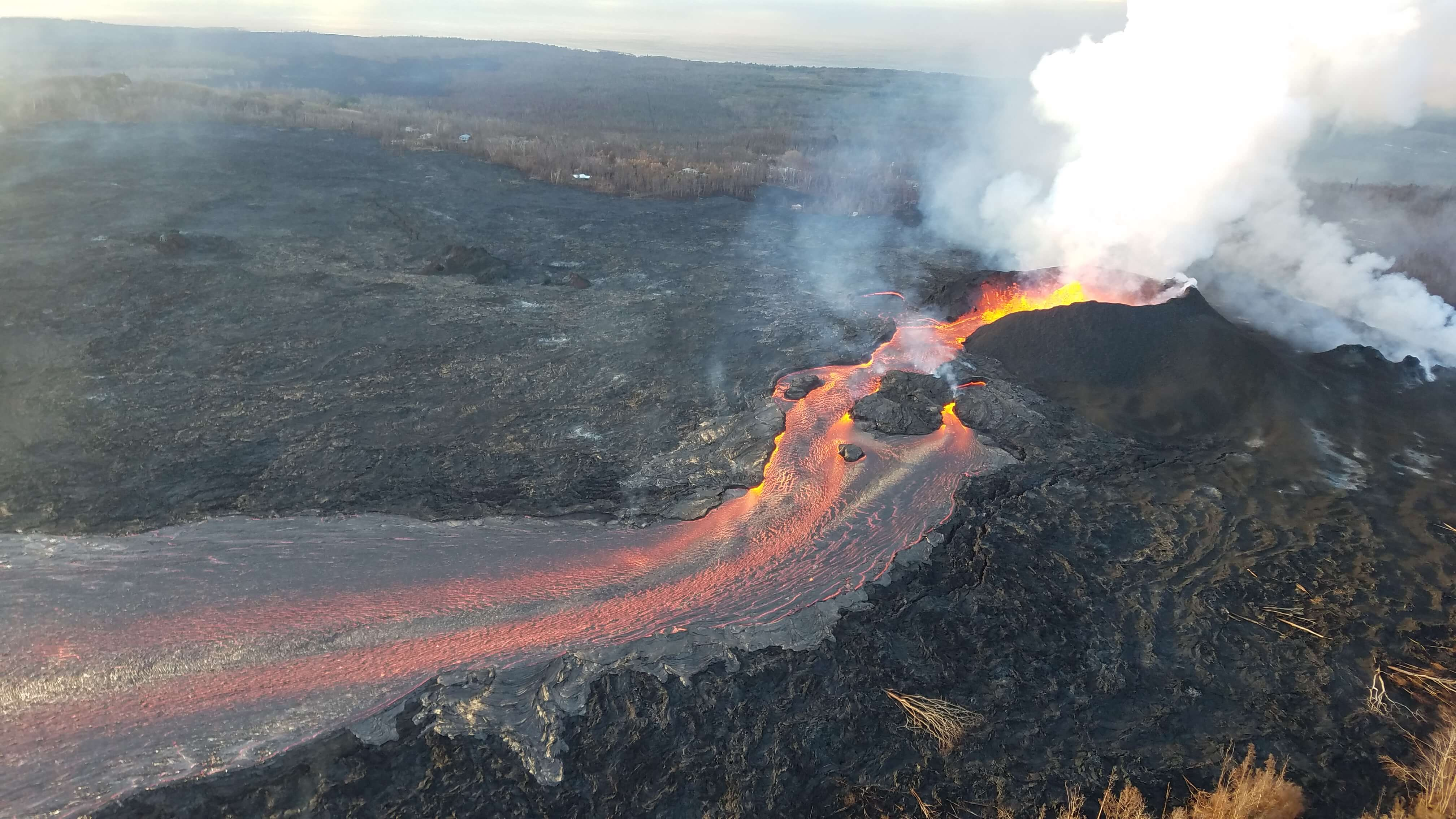 5 New Facts About The Kilauea Volcano In Hawaii