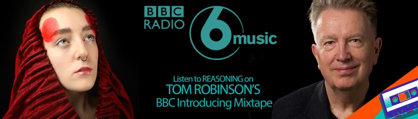 Listen to BRUCH on 6Music with Tom Robinson