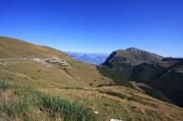 Blick auf den Monte Altissimo.