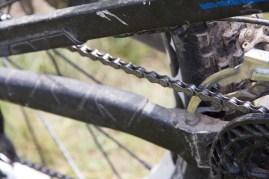 Probleme bei der Bikereparatur...