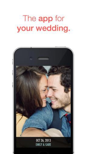 bryllups app