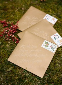   Archetype Studio   Autumn Woodland Wedding at a Country Manor