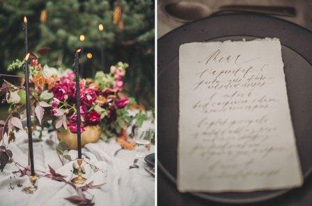 dark-romantic-purple-gold-forest-wedding-inspiration617