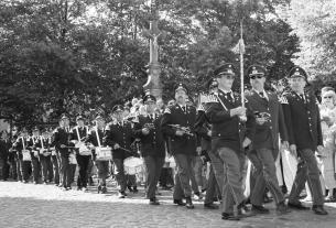 Parademarsch - Das Trommler- und Pfeifferkorps Katzem