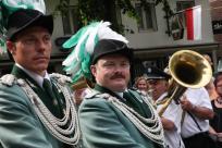 2011 Die beiden Hauptmänner Markus Welters und Dr. Daniel Hürter