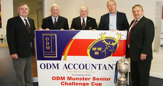 Munster Senior Cup Draw