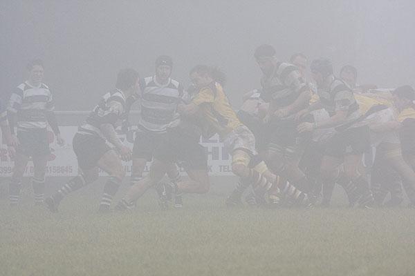 Foggy day at Kilballyowen