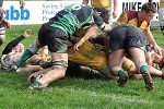 John Shine try V Ballynahinch