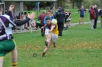Kevin McManus in shot scored 11pts for the u18s