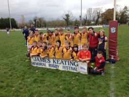 2014 James Keating Champions