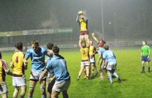 Action from the u20's
