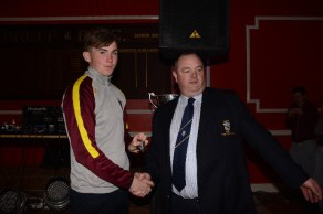 Bruffs Ordhan Ring capped for Munster clubs last weekend