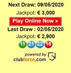Lotto €3000