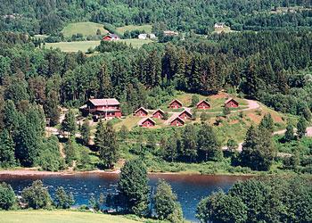 Brufoss Hytte- og Laksesenter