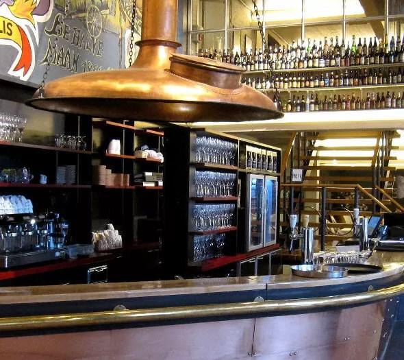 Taverne De Halve Maan à Bruges