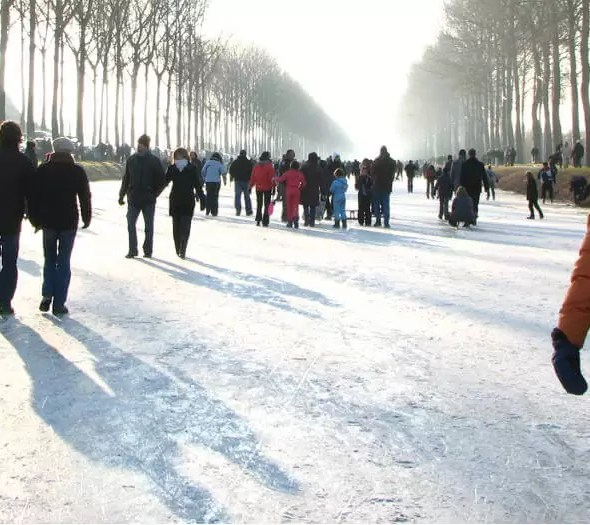 Canal Bruges Damme