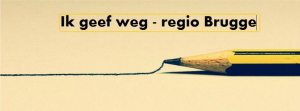 weggeefpagina voor de regio Brugge op Facebook